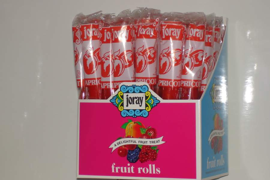 View Apricot Fruit Rolls